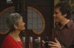 Chloe Lambert, Darcy Tyler in Neighbours Episode 4094