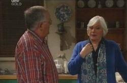 Harold Bishop, Rosie Hoyland in Neighbours Episode 4094