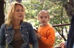 Steph Scully, Summer Hoyland in Neighbours Episode 4095