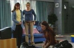Susan Kennedy, Steph Scully, Libby Kennedy in Neighbours Episode 4096