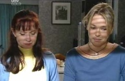 Susan Kennedy, Steph Scully in Neighbours Episode 4096