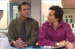 Karl Kennedy, Darcy Tyler in Neighbours Episode 4097