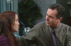 Karl Kennedy, Libby Kennedy in Neighbours Episode 4097