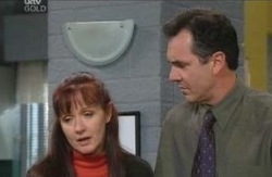 Karl Kennedy, Susan Kennedy in Neighbours Episode 4097