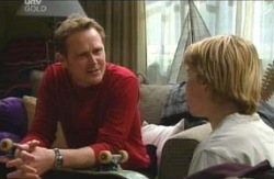 Max Hoyland, Boyd Hoyland in Neighbours Episode 4098
