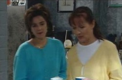Susan Kennedy, Lyn Scully in Neighbours Episode 4107