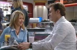 Steph Scully, Stuart Parker in Neighbours Episode 4107