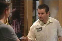 Toadie Rebecchi in Neighbours Episode 4112