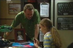 Max Hoyland, Summer Hoyland in Neighbours Episode 4113