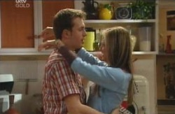 Stuart Parker, Felicity Scully in Neighbours Episode 4113