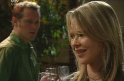 Max Hoyland, Steph Scully in Neighbours Episode 4113