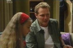 Summer Hoyland, Max Hoyland in Neighbours Episode 4114