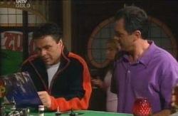 Joe Scully, Karl Kennedy in Neighbours Episode 4115