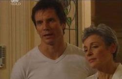 Darcy Tyler, Chloe Lambert in Neighbours Episode 4115