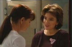 Susan Kennedy, Lyn Scully in Neighbours Episode 4115