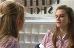 Tahnee Coppin, Michelle Scully in Neighbours Episode 4117