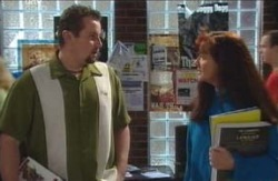 Toadie Rebecchi, Susan Kennedy in Neighbours Episode 4117