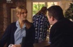 Nina Tucker, Toadie Rebecchi in Neighbours Episode 4117