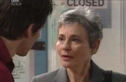 Darcy Tyler, Chloe Lambert in Neighbours Episode 4117