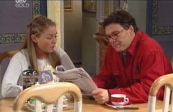 Michelle Scully, Joe Scully in Neighbours Episode 4117