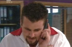 Toadie Rebecchi in Neighbours Episode 4118