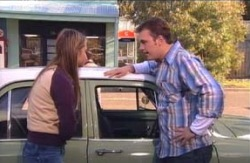 Felicity Scully, Stuart Parker in Neighbours Episode 4118