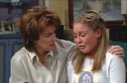 Michelle Scully, Lyn Scully in Neighbours Episode 4118