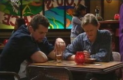 Toadie Rebecchi, Kevin Rebecchi in Neighbours Episode 4120