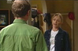 Max Hoyland, Steph Scully in Neighbours Episode 4120