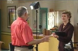 Harold Bishop, Isadora Gunn in Neighbours Episode 4120