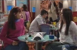 Karl Kennedy, Libby Kennedy in Neighbours Episode 4120