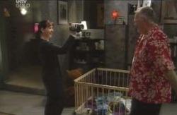 Susan Kennedy, Harold Bishop in Neighbours Episode 4121