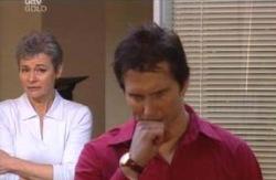 Chloe Lambert, Darcy Tyler in Neighbours Episode 4123