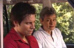 Darcy Tyler, Chloe Lambert in Neighbours Episode 4123