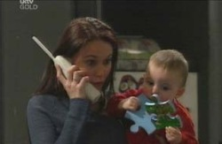 Libby Kennedy, Ben Kirk in Neighbours Episode 4125