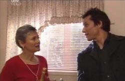 Chloe Lambert, Darcy Tyler in Neighbours Episode 4126
