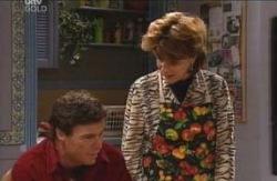 Joe Scully, Lyn Scully in Neighbours Episode 4126