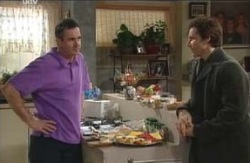Karl Kennedy, Darcy Tyler in Neighbours Episode 4126