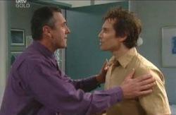 Karl Kennedy, Darcy Tyler in Neighbours Episode 4127