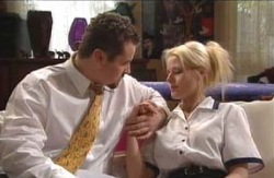 Toadie Rebecchi, Dee Bliss in Neighbours Episode 4127