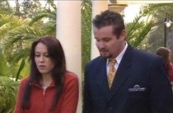 Toadie Rebecchi, Libby Kennedy in Neighbours Episode 4127
