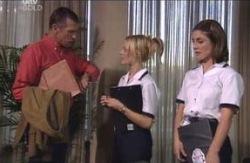 Martin Cook, Dee Bliss, Sheena Wilson in Neighbours Episode 4127
