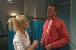 Dee Bliss, Martin Cook in Neighbours Episode 4128