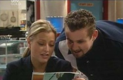 Felicity Scully, Toadie Rebecchi in Neighbours Episode 4128