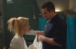 Dee Bliss, Toadie Rebecchi in Neighbours Episode 4128