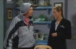Joe Scully, Felicity Scully in Neighbours Episode 4128