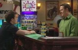 Stuart Parker, Max Hoyland in Neighbours Episode 4129