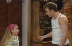 Summer Hoyland, Stuart Parker in Neighbours Episode 4129