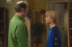 Max Hoyland, Boyd Hoyland in Neighbours Episode 4130