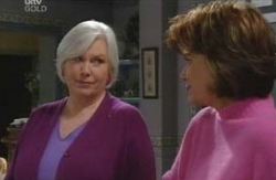 Rosie Hoyland, Lyn Scully in Neighbours Episode 4130